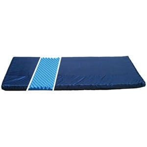 Egg mattress with cover