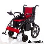 Electric wheelchair Folding