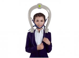 מתקן נייד למתיחת הצוואר