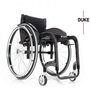 כיסא גלגלים אקטיבי – DUKE