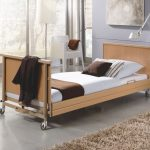 Dali Low entry electric bed/Burmeier