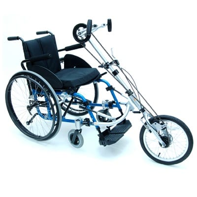 Dragonfly-Manual for wheelchair