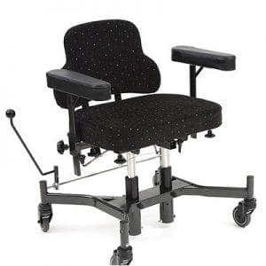 כסא עבודה דגם יורופלקס xl