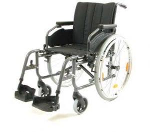כסא גלגלים קל משקל דגם Exigo 10
