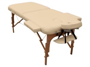 מיטת טיפולים מקצועית מעץ Reikistar