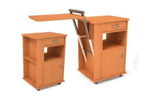 ארונית עץ עם שולחן Virgo LUX
