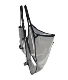 ערסל רשת לרחצה עם תמיכת ראש, דגם – TP102335
