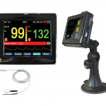Pulse Oxymeter with touch screen PM-60A