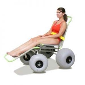 חופית 3/4 – כיסא גלגלים לחוף הים