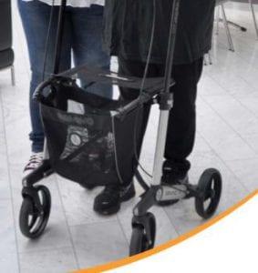 רולטור דגם Gemino 30 M walker