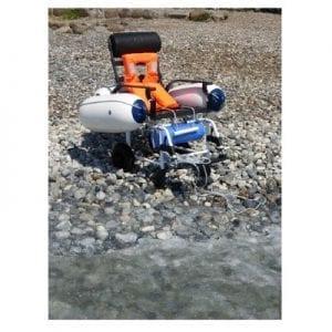 חופית – כיסא גלגלים לחוף הים