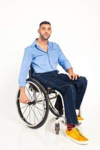 חולצת כריסטופר עם כפתורים מגנטיים