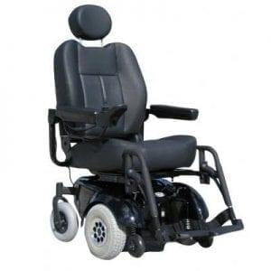 כסא גלגלים ממונע INDOOR/OUTDOOR