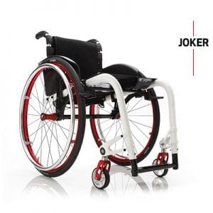 JOKER – כיסא גלגלים אקטיבי