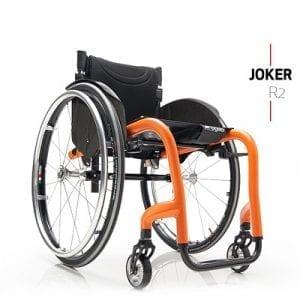 JOKER R2 – כיסא גלגלים אקטיבי