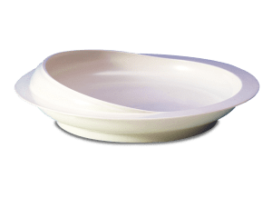 Low-wall eating plate-model 4249