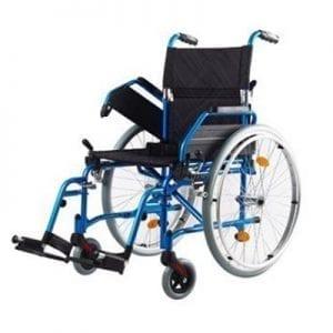 """כסא גלגלים קל משקל 12.5 ק""""ג"""