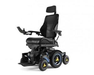 כיסא גלגלים הנעה מרכזית דגם M5 Corpus
