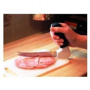 סכין חיתוך לחיתוך עם יד אחת