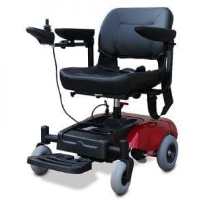 כסא גלגלים ממונע חשמלי Mambo 212