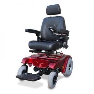 כסא גלגלים ממונע חשמלי Mambo512