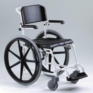 McWet 24 כסא רחצה ושירותים