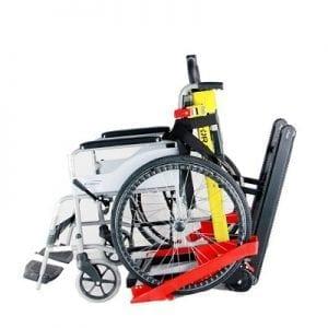 מתקן להעלאת כסא גלגלים במדרגות דגם DW 11C
