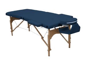 מיטת טיפולים מעץ Anji II