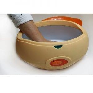 אמבט פרפין – לטיפול בכאבי מפרקים ולטיפוח העור