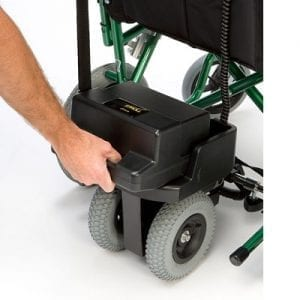 Wheelchair auxiliary S-Drive model PWCPP009HD