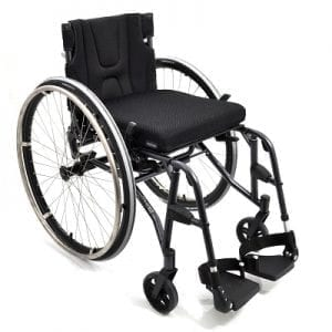 Lightweight wheelchair chair-PANTHERA S3 SWING