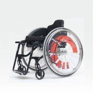 כסא גלגלים אקטיבי דגם Proactiv Speedy 4 Teen