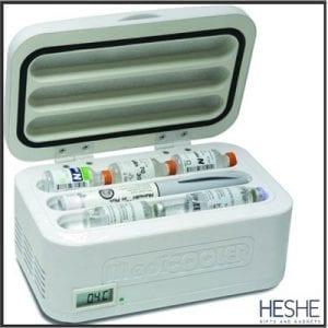מקרר תרופות נייד – Portable Drugs Cooler