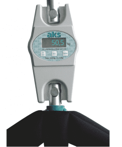 Digital weight for the measurement of patients to leverage level AKS