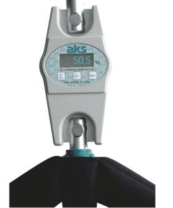 משקל דיגיטלי לשקילת מטופלים למנוף הרמה AKS