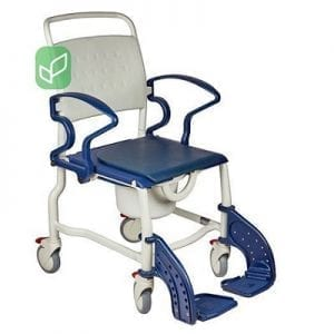 "Swimming chair and toilet with wheels ""Rotterdam"""