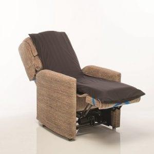 משטח  למניעת פצעי לחץ לכורסא מתכווננת