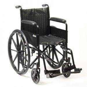 כסא גלגלים דגם S1 – CS1142TS
