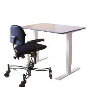 סטאר – שולחן מתכוונן  חשמלי