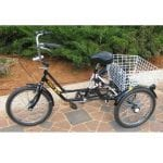 Shaked-Motorized work bicycles-3 wheels