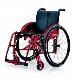 כיסא גלגלים אקטיבי מתקפל – Sprint AR