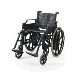 Plastic Wheelchair folding for MRI