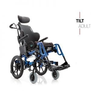 TEKNA TILT-Lightweight Wheelchair tilt