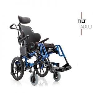 TEKAN TILT JUNIOR – כיסא גלגלים קל משקל טילט