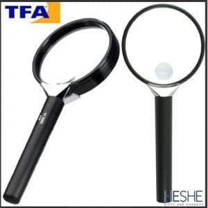 Magnifying glass large-viewing diameter-TFA Germany