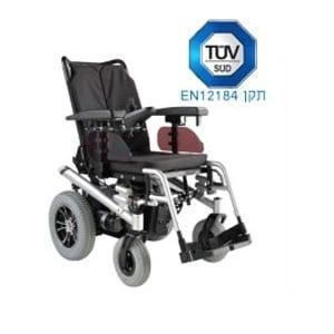כסא גלגלים ממונע B&B דגם Terra