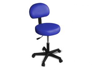 כסא מטפל עם גב דגםMS-01, MS-01H