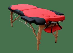 מיטת טיפולים מקצועית מעץ Color