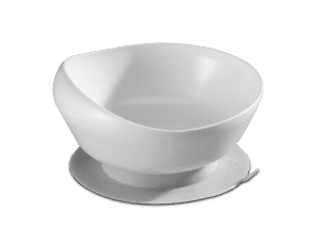 High-wall eating plate-model 4248