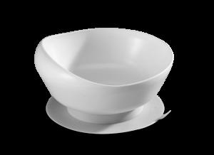 צלחת אכילה עם דופן גבוהה – דגם 4248